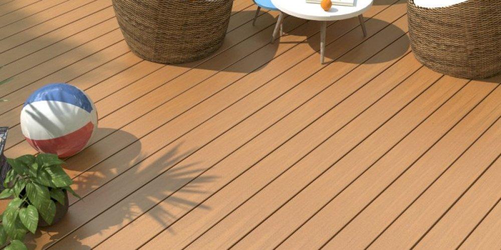 Jak správně vybrat terasová prkna?