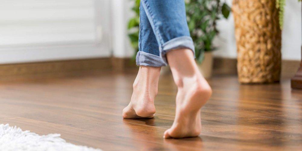 Možnosti podlahového topení