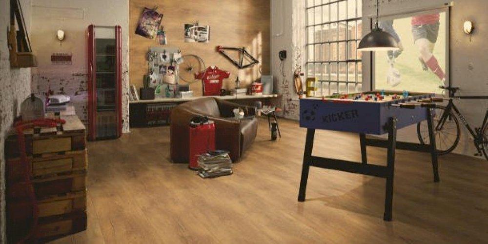 Produkt roku 2015 laminátové podlahy EGGER Aqua+
