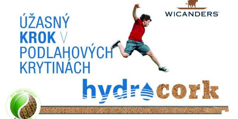 Vinylové podlahy HydroCork - představení