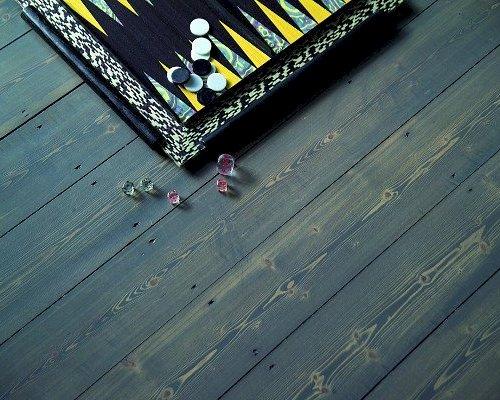 Podlahy s patinou jsou trendy