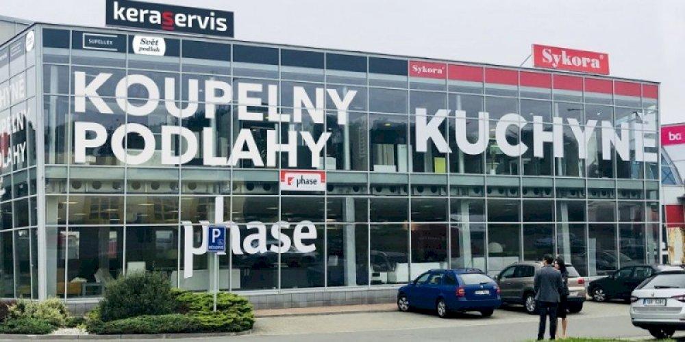 Showroom Ostrava se stěhuje na novou adresu
