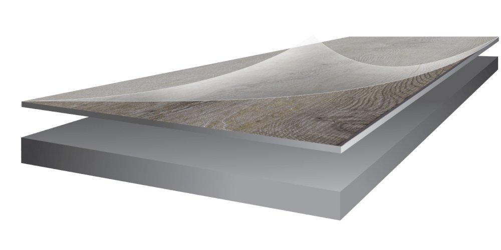Složení vinylových podlah
