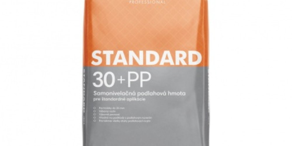 Vyzkoušejte CHEMOS Standard 30 s PP vlákny