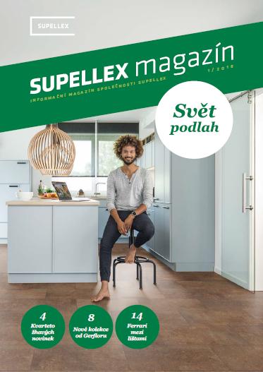 Supellex magazín č.1/2018