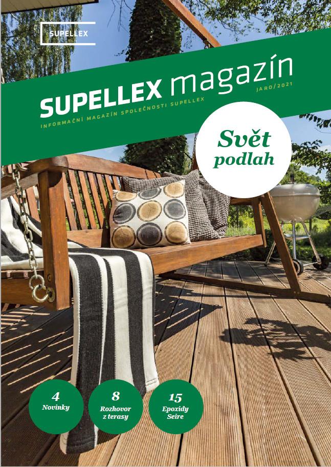 Supellex magazín č.1/2021