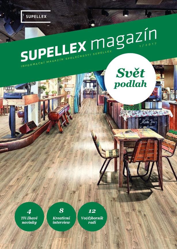 Supellex magazín č.1/2017