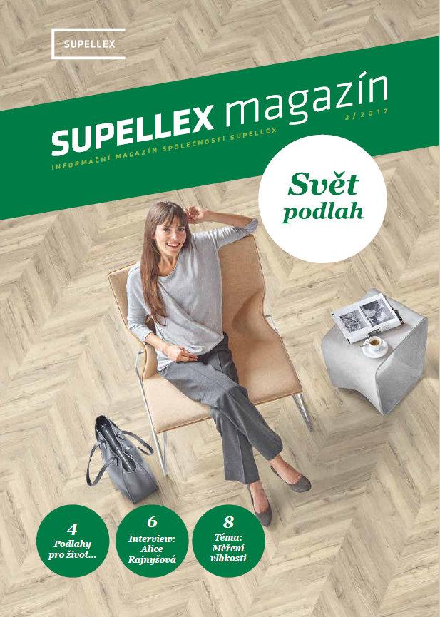 Supellex magazín č.2/2017