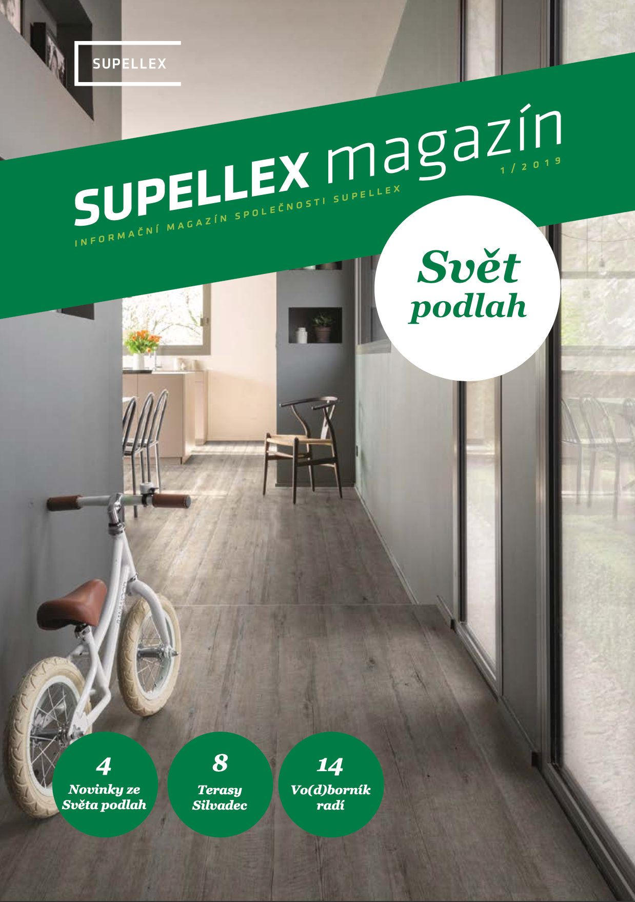 Supellex magazín č.1/2019