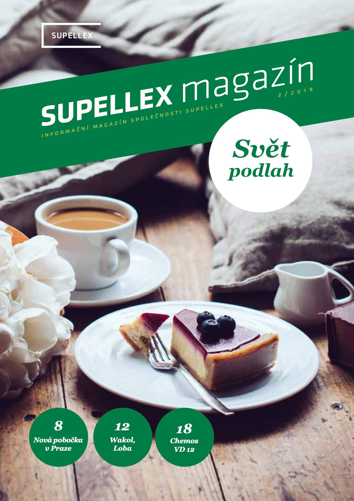 Supellex magazín č.2/2019