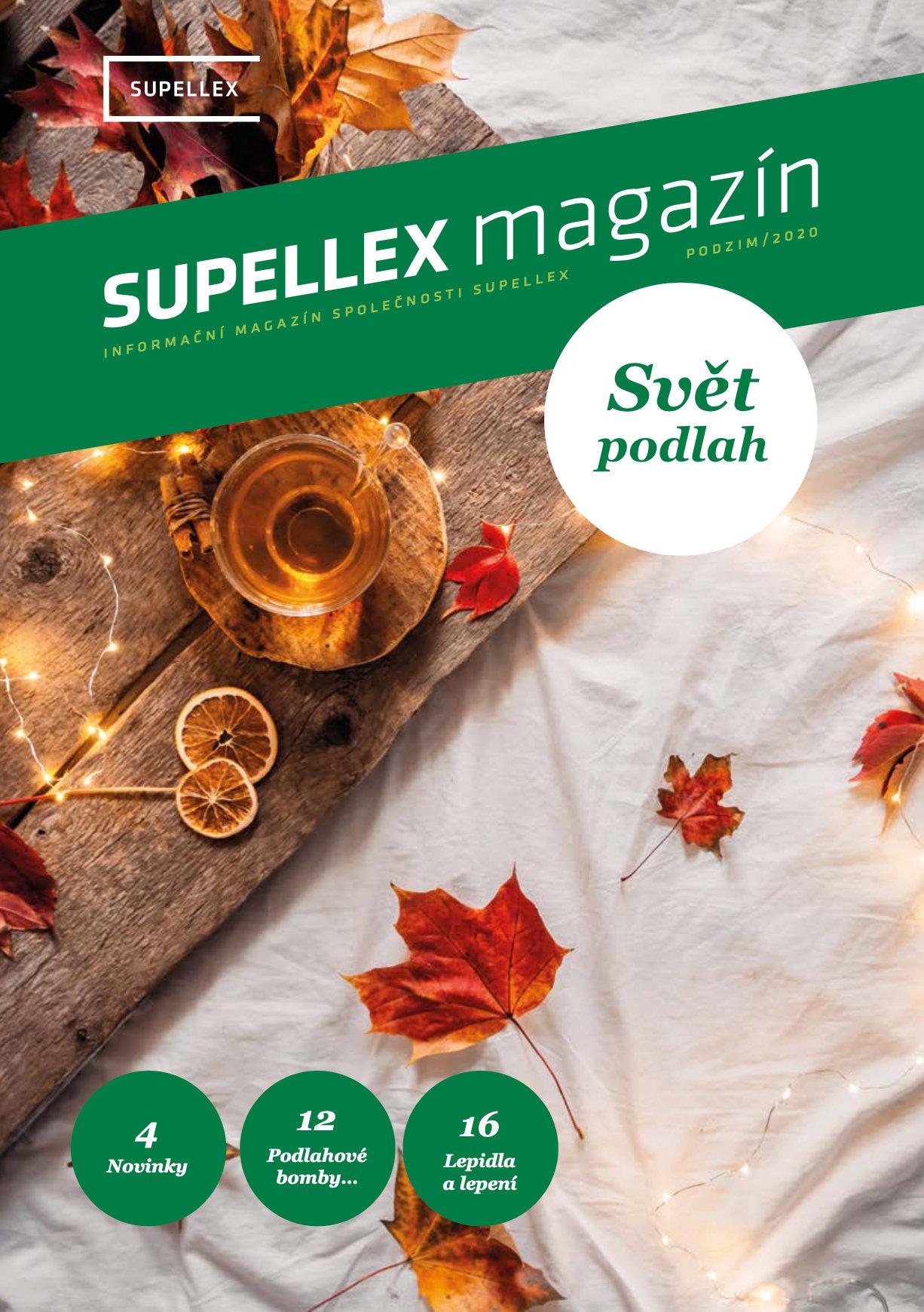 Supellex magazín č.1/2020