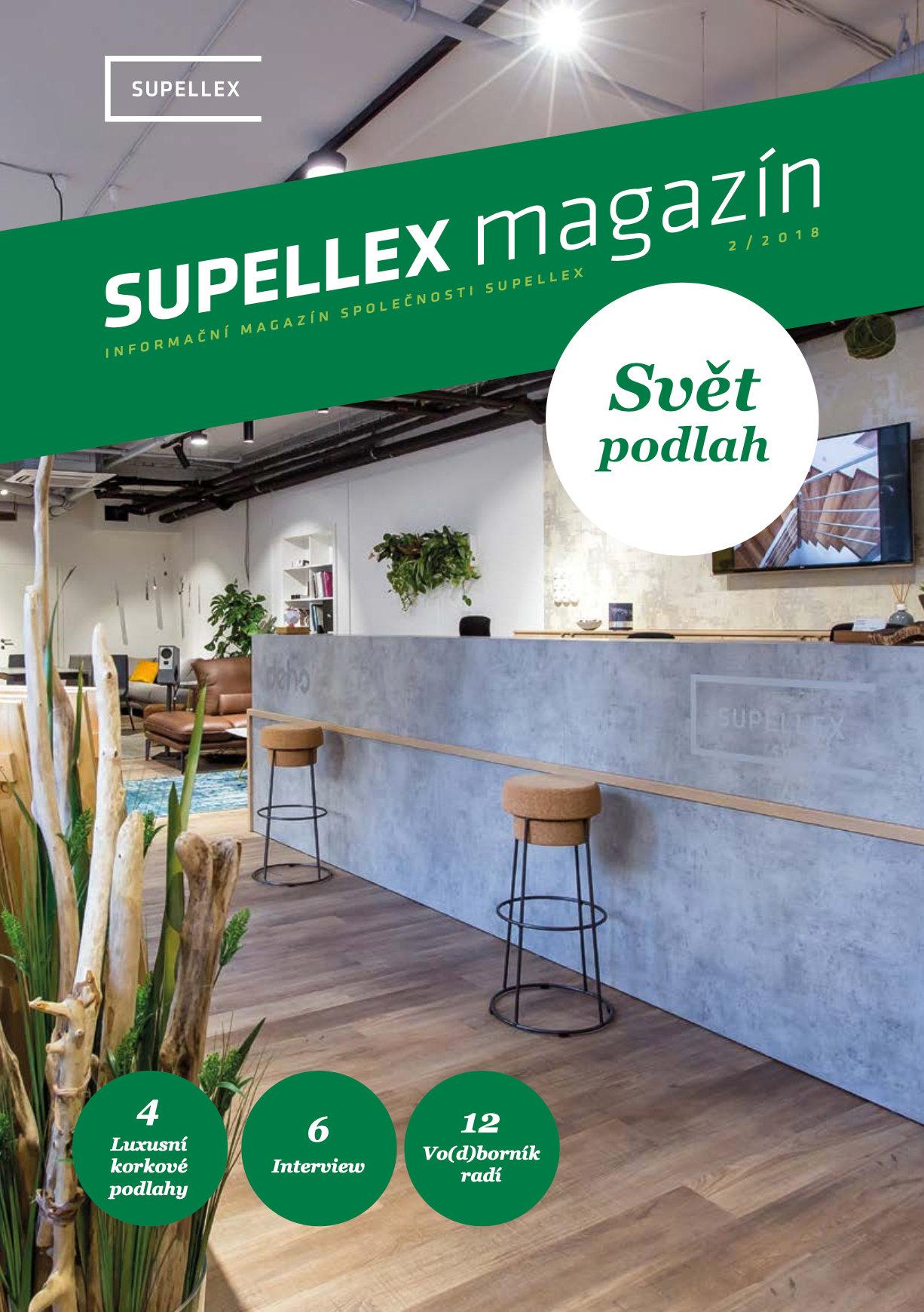 Supellex magazín č.2/2018