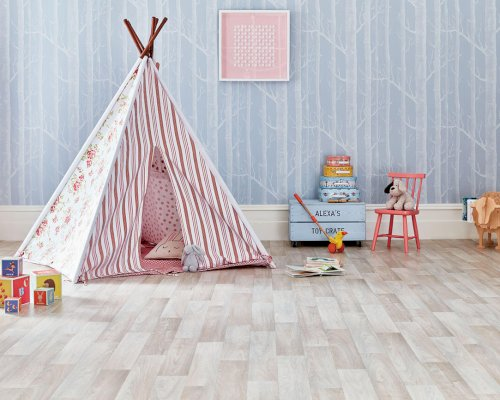 Podlaha do dětského pokoje