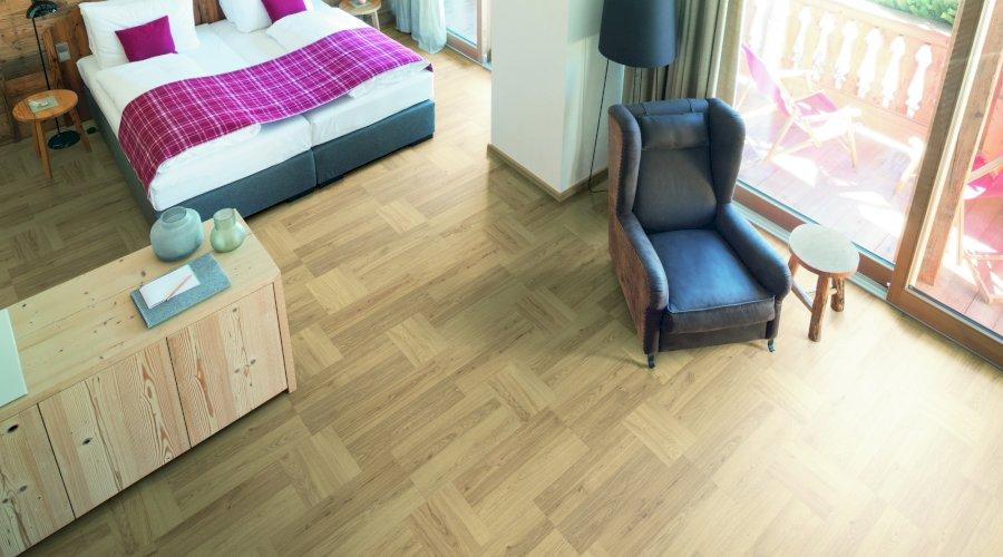 Jak vyleštit laminátovou podlahu
