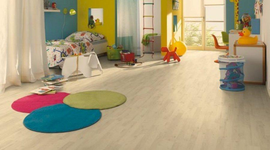 Podlaha do dětského pokoje pro kluky i holky