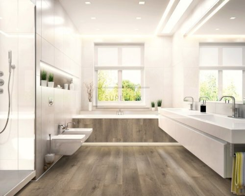 Nejlepší podlaha do koupelny