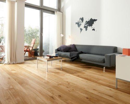 Dřevěné podlahy do bytu? Ano, ale