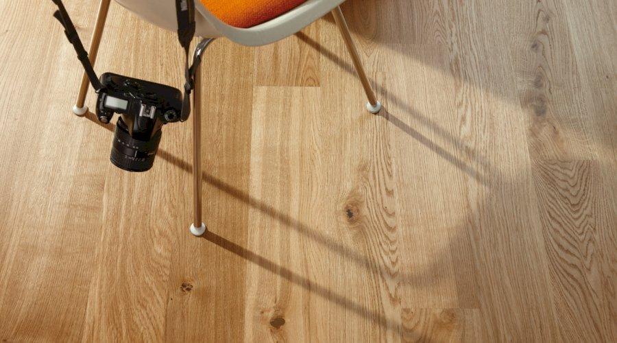 Jakou dřevěnou podlahu