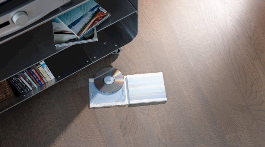 Stabilní dřevěná podlaha