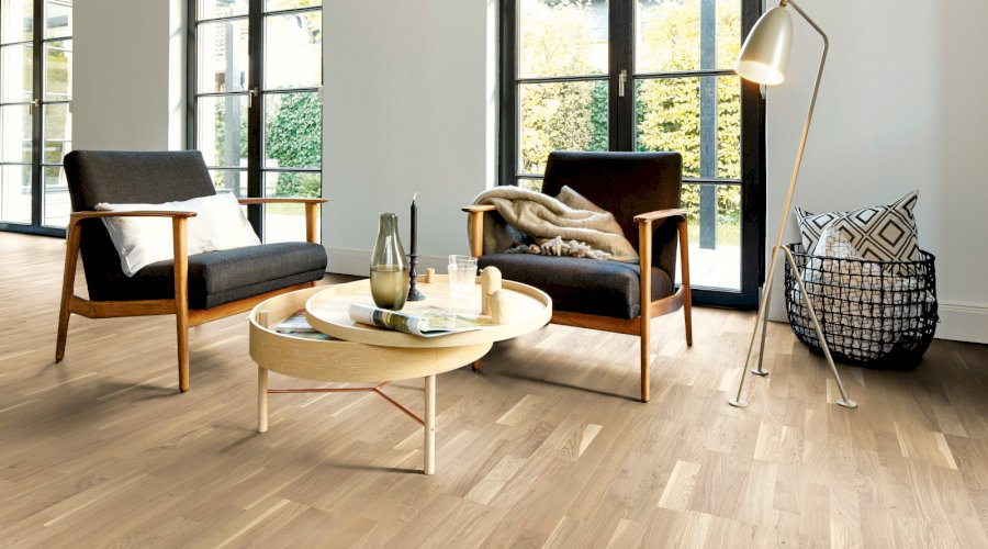 Dřevěné podlahy z hlediska konstrukce