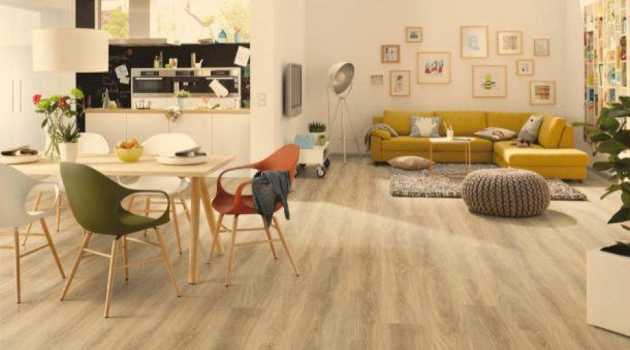 Jednoduché tipy jak vybrat barvu podlahy