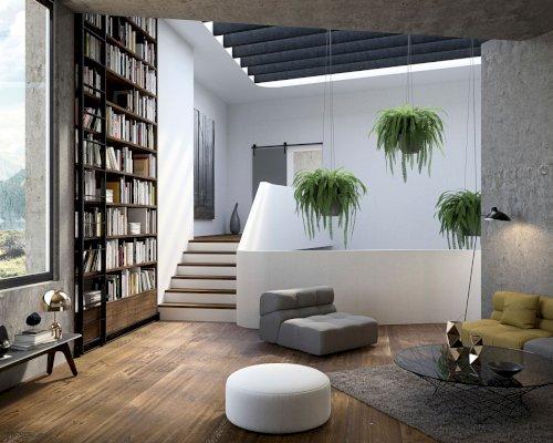 Klasika mezi podlahami: dřevo