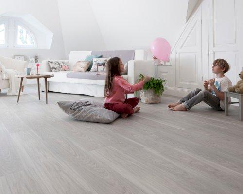 Dokonale vykreslená podlaha