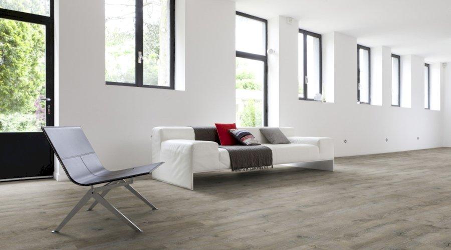 Podlahové topení s vinylovou podlahou