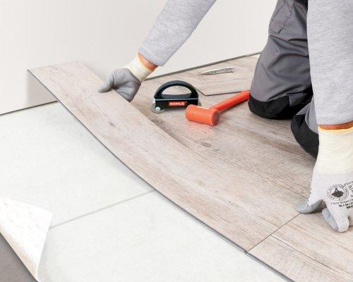 Zámkové vinylové podlahy a jejich pokládka