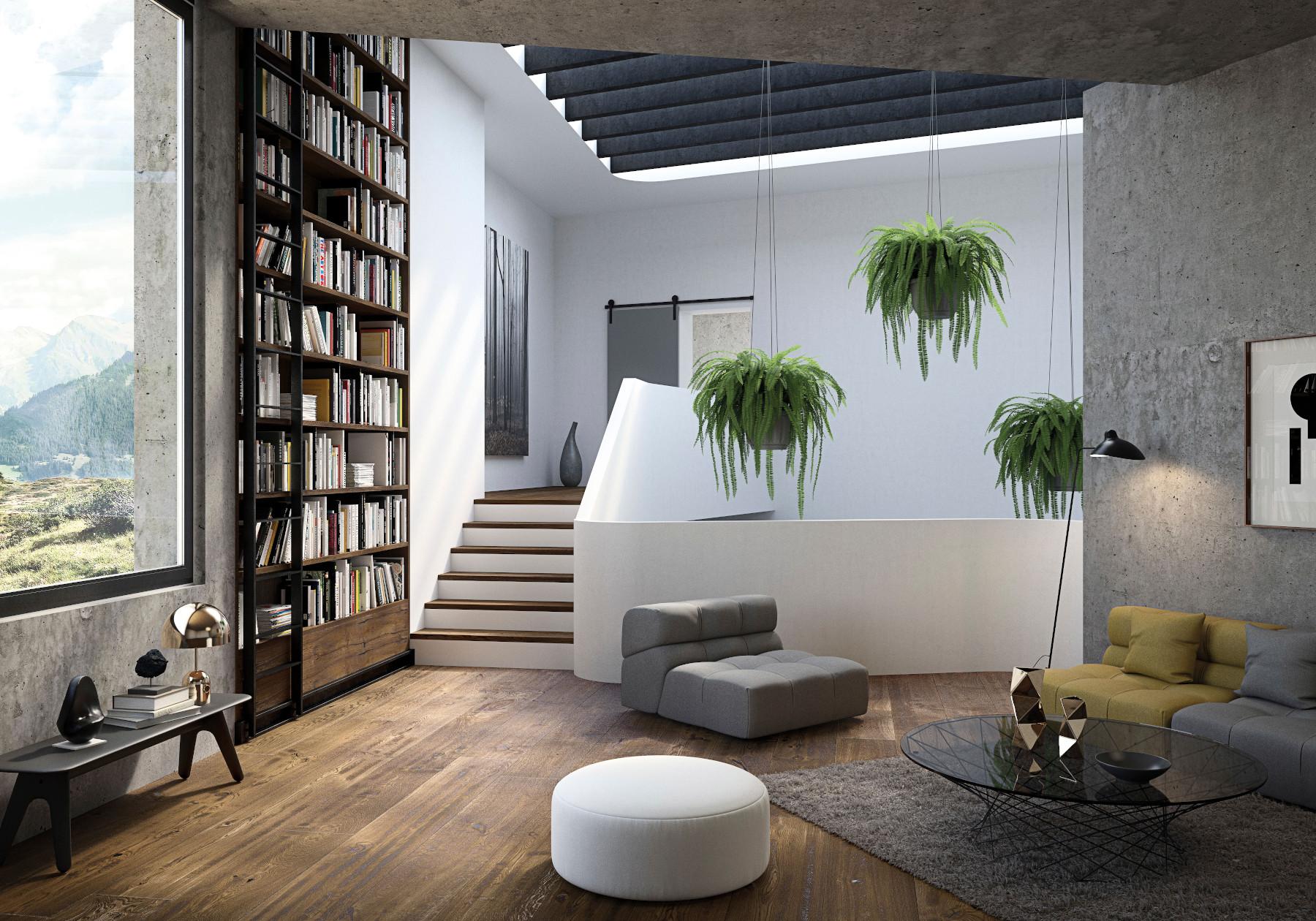 Dřevěné podlahy Boen