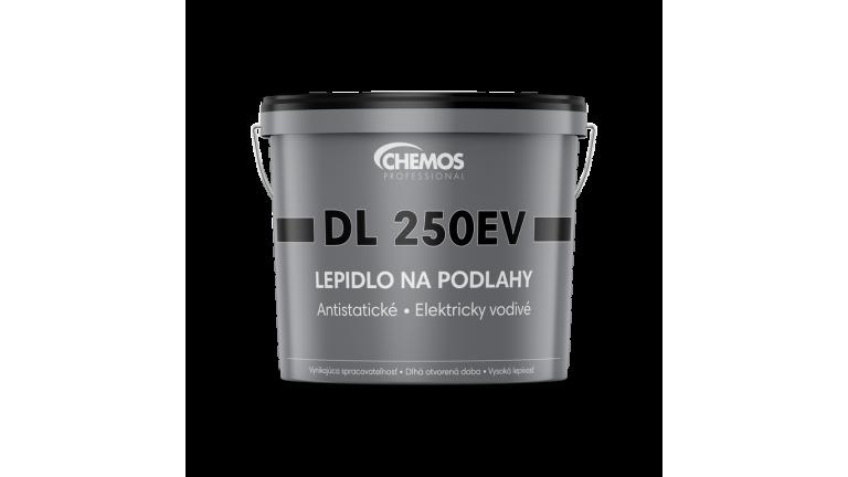 Elektricky vodivé lepidlo Chemos DL 250 EV / 10 kg 0