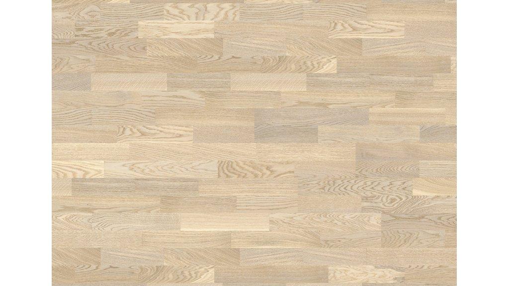 Dřevěná podlaha třívrstvá Boen Designwood Dub bílý Conctreto 0
