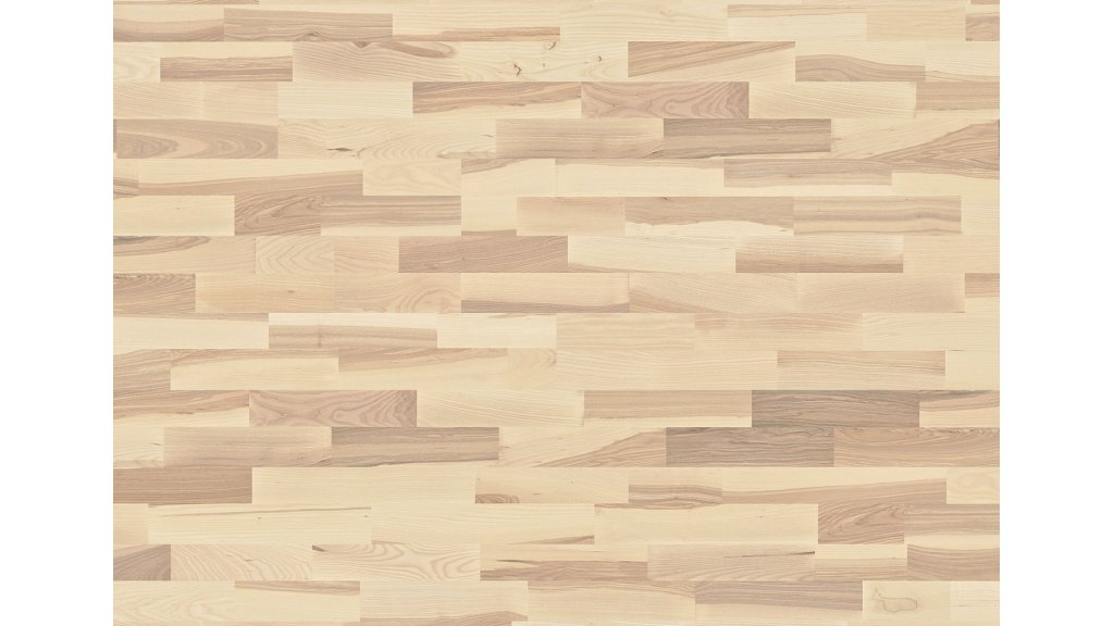 Dřevěná podlaha třívrstvá Boen Designwood Jasan bílý Mercato 0
