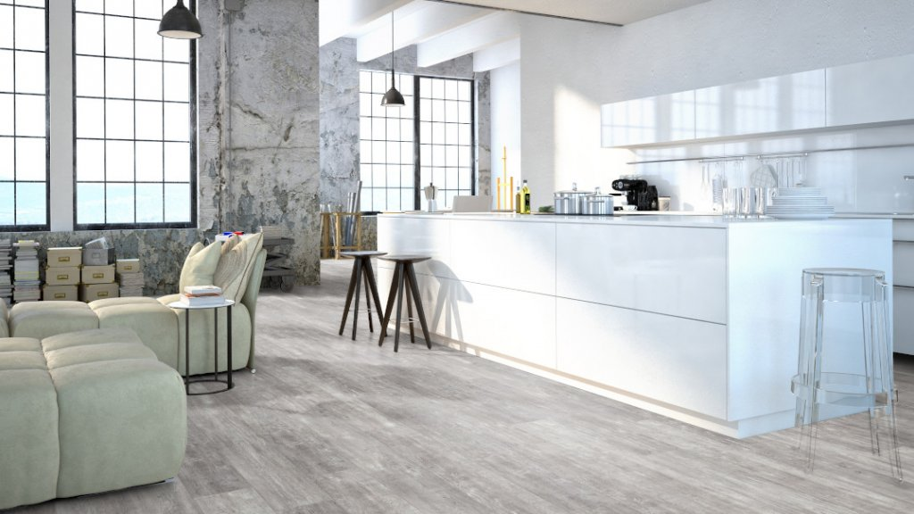 Rigidní podlaha plovoucí DESIGNART Home Rigid Lovina 1