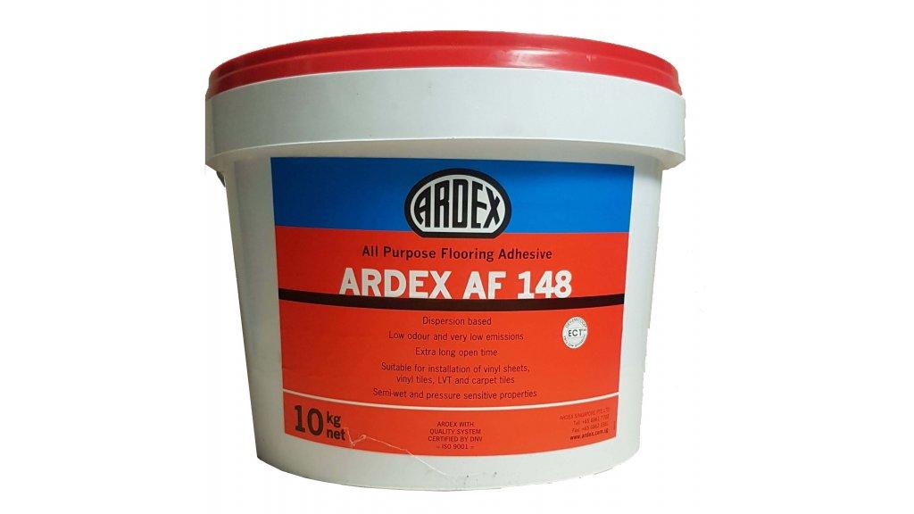 Válečkovatelné lepidlo pro elastické podlahoviny Ardex AF 148 10 kg  0
