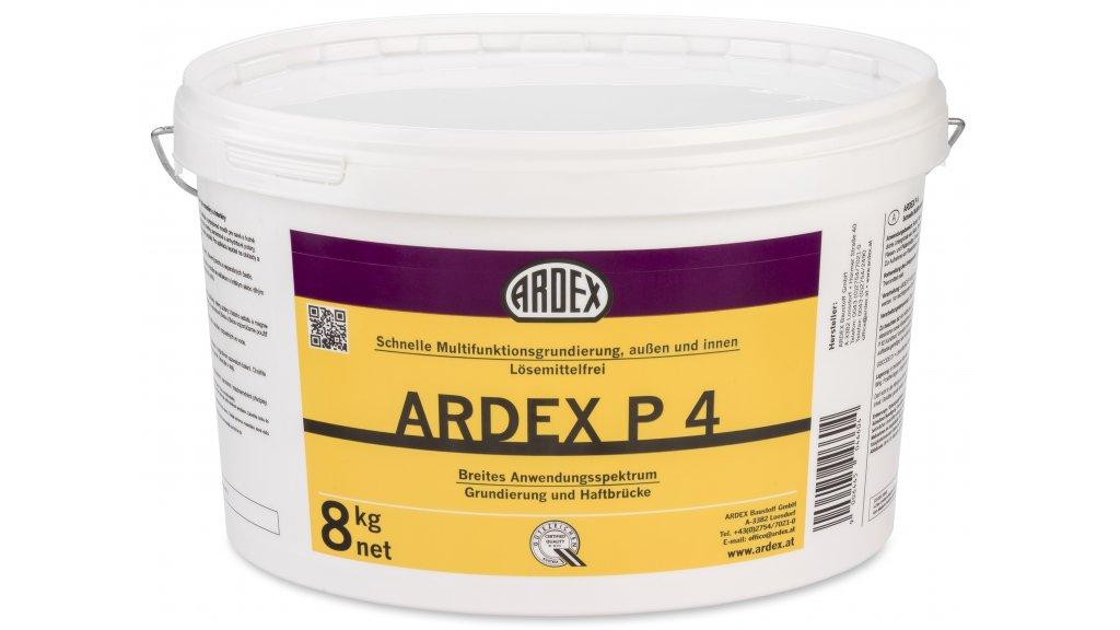 Rychlý multifunkční přednátěr, adhezní můstek Ardex P 4  8 kg  0