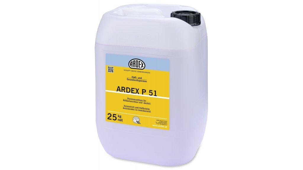Propojovací adhezní přednátěr Ardex P 51 Premium 25 kg 0