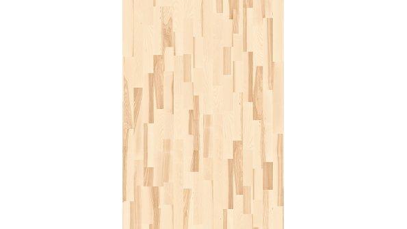 Dřevěná podlaha třívrstvá Designwood Jasan bílý Mercato 0