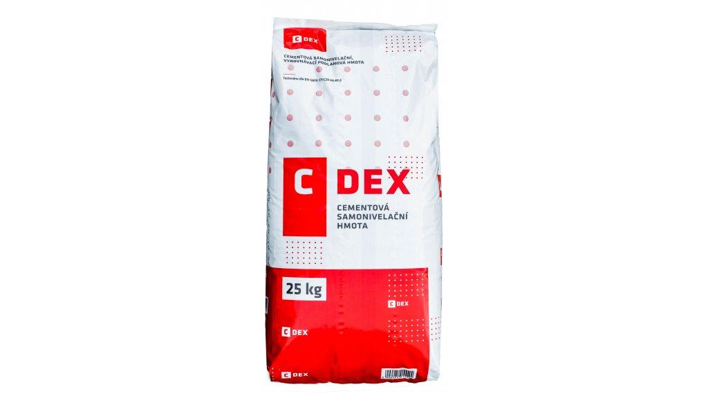 Samonivelační cementová stěrka Ardex C-DEX 25 kg 0