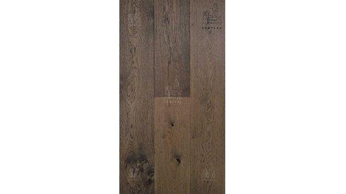 Masivní dřevěná podlaha Esco Chateau Original Černá 0