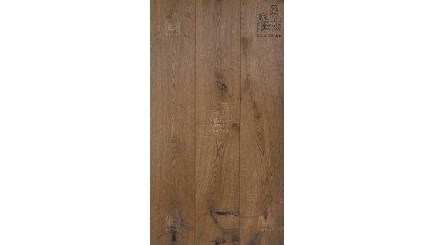 Masivní dřevěná podlaha Esco Chateau Original Koňak 0