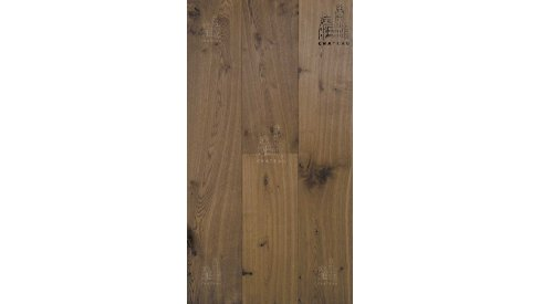 Masivní dřevěná podlaha Esco Chateau Original Lehce kouřová 0