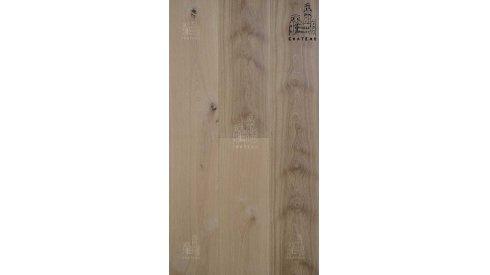 Třívrstvá dřevěná podlaha Esco Chateau Original Přírodní bílá 0