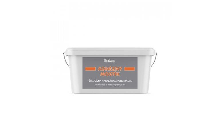 Speciální akrylátová penetrace Chemos Adhézní můstek / 5 kg 0