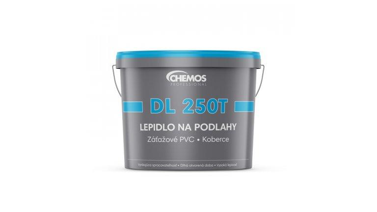 Disperzní lepidlo na PVC a textilní krytiny Chemos DL 250T / 12 kg 0