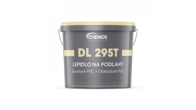 Speciální disperzní lepidlo na PVC sportovní podlahy Chemos DL 295T / 6 kg 0