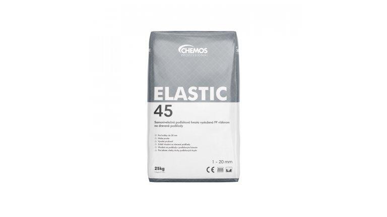 Samonivelační stěrka Chemos Elastic 45 / 25 kg 0