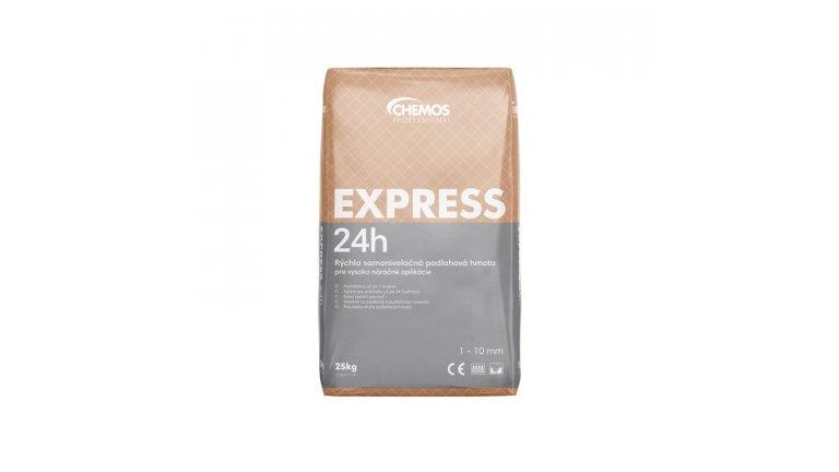 Samonivelační stěrka Chemos Express 24h / 25 kg 0
