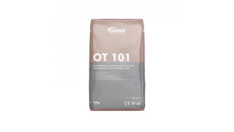 Opravný tmel Chemos OT 101 / 25 kg 0