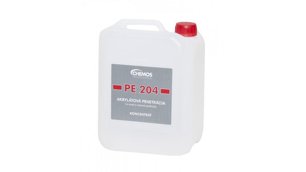 Akrylátová penetrace Chemos PE 204 / 1 L - koncentrát 0